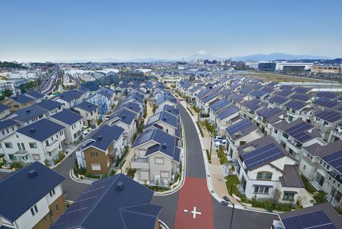 اليابان تفتتح مدينتها الذكية
