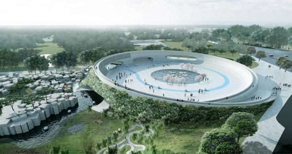 Zoo du futur n'aura pas de cage