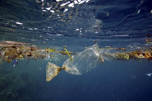 دراسة: مياه المحيطات بها 269 ألف طن من نفايات البلاستيك