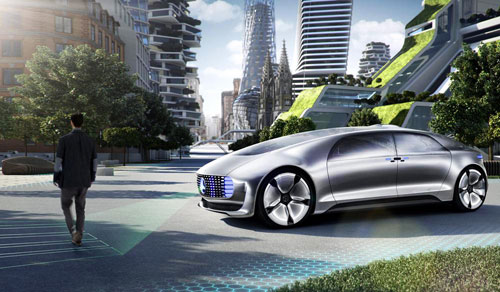 سيارات المستقبل بدون سائق ولا تلوث البيئة