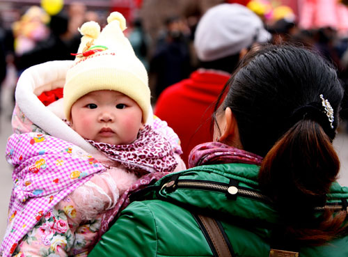 مليون زوج صيني يطلبون ترخيصا لإنجاب طفل ثان