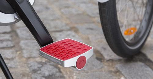 دواسة ذكية تتعقب نشاط راكبي الدراجات الهوائية عن كثب