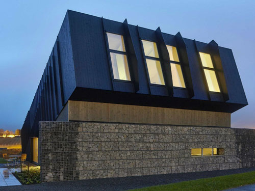 This Norwegian Eco-Friendly House is Beautiful and Efficient