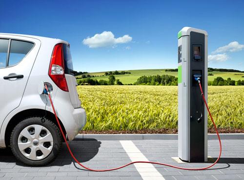 سكان بلدة ألمانية يشتركون في سيارة كهربائية واحدة