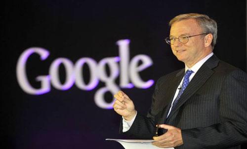 رئيس جوجل: الإنترنت سيختفي من عالمنا قريب