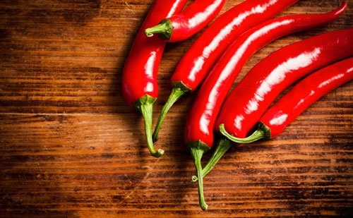 Food: How spicy flavours trick your tongue