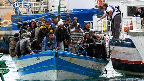 خبراء يدعون الحكومات للاستعداد للمهاجرين بسبب تغير المناخ