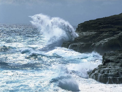 علماء: ارتفاع منسوب البحر في القرن الماضي لم يكن بالسرعة المتوقعة
