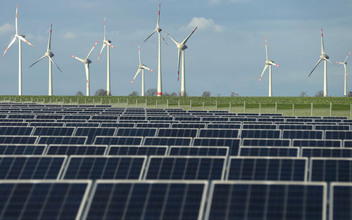اوروبا خسرت 100 مليار دولار بسبب سوء توزيع شبكات الطاقة المتجددة