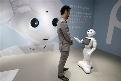 Les robots auront leur propre moteur de recherche sur le web