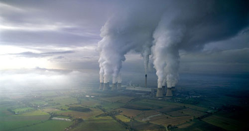 الانبعاثات ومسبباتها