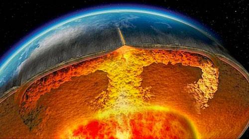 علماء: نواة الأرض ليست متناظرة ولا كروية