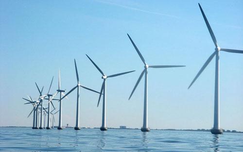 إنتاج قياسي لطاقة الرياح في ألمانيا