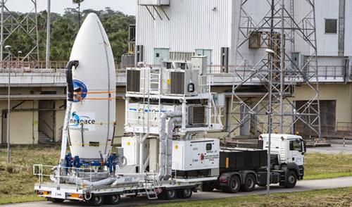L'Europe prête à lancer son prototype d'avion spatial