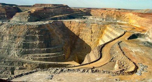 أضخم مكمن للذهب في العالم من صنع البكتريا