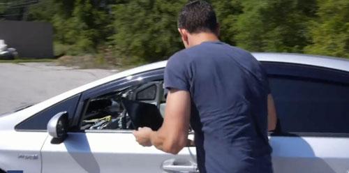 La voiture connectée sous le signe des failles de sécurité