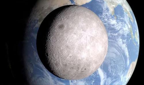 ناسا تنشر فيديو للجانب البعيد من القمر بكافة أطواره