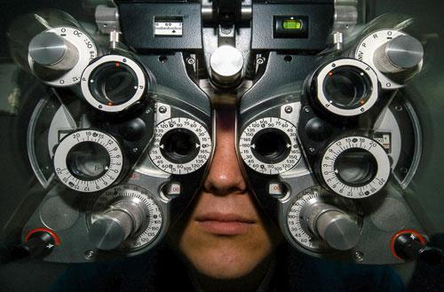 تقنية للكشف عن ارتجاج المخ من حركة العينين