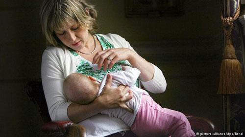 الرضاعة الطبيعية تجعل ابنك أكثر ذكاءً