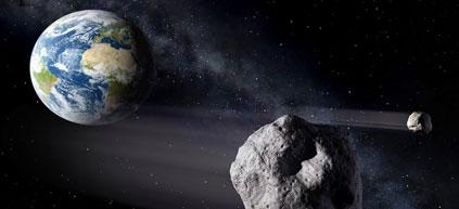 Nasa: Un logiciel pour mieux détecter les astéroïdes