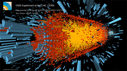 """مساعي لإثبات وجود """"المادة المظلمة"""" في أكبر المخابر على سطح الأرض"""