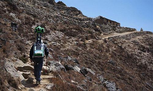 «جوجل» تتيح جولة افتراضية فى أعلى قمة جبلية فى العالم