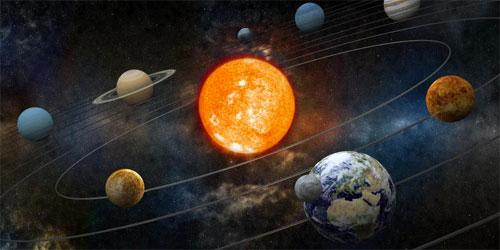 دراسة : التقلبات بمدار الأرض حول الشمس وراء ظاهرة الاحترار العالمي