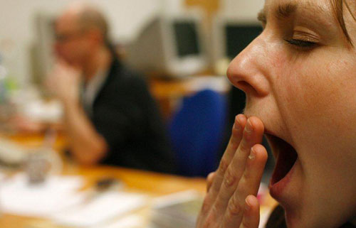 دراسة: قلة النوم تؤدي إلى البدانة والإصابة بمرض السكري