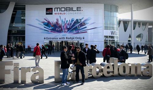 افتتاح الملتقى العالمى لتكنولوجيا الهواتف المحمولة ببرشلونة