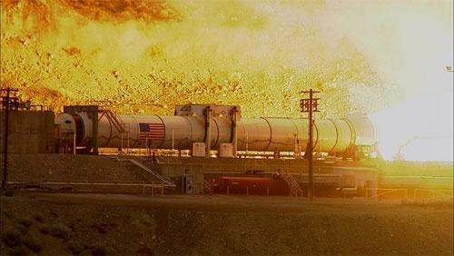 «ناسا» تختبر بنجاح أقوى صاروخ فضائي في العالم