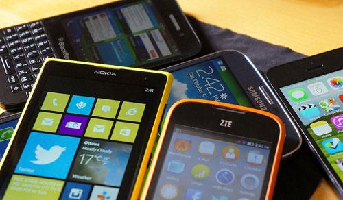 25% من الهواتف الذكية غير محمية