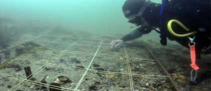 DNA recovered from underwater British site may rewrite history of farming in Europe