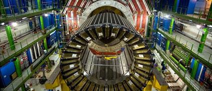 Remise en service de l'accélérateur de particules du CERN