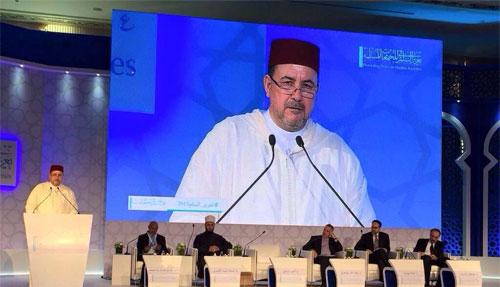الدعوة إلى اعتماد مقاربة متكاملة لإشاعة قيم السلم والتصدي لخطاب العنف والكراهية (السيد أحمد عبادي)