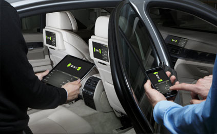 La voiture connectée ouvre la voie à l'automobile autonome