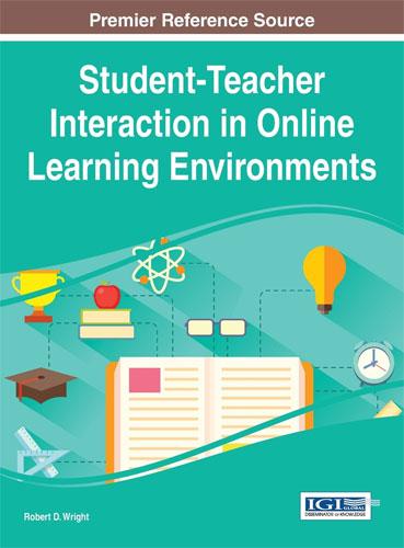 التفاعل بين المعلم والطالب في بيئات التعلم عبر الإنترنت