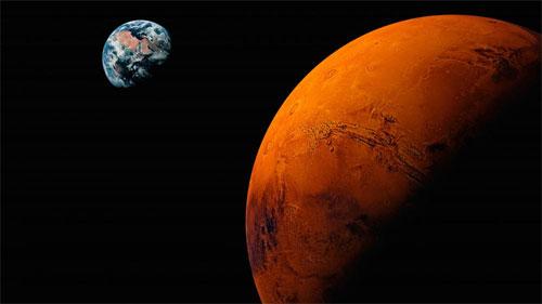 مشروع لغزو المريخ بحلول عام 2050 ؟