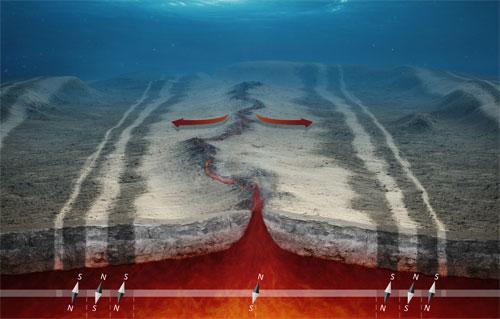 الموجات السيزيمية تكشف أسرار جوف الأرض