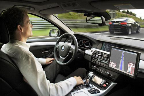 متى سننتقل إلى المركبات ذاتية القيادة بالكامل؟