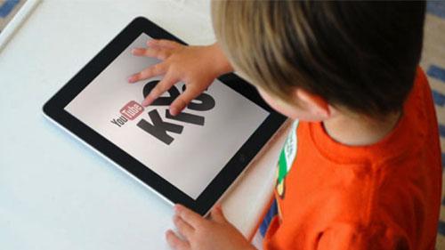 تطبيق «يوتيوب كيدز» يثير إستياء جماعات حقوق الطفل