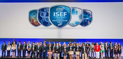 Les jeunes innovateurs au rendez-vous de l'Intel ISEF 2015