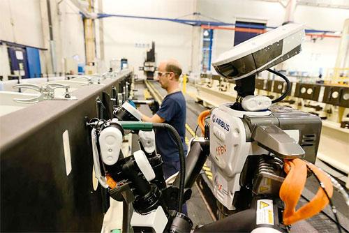 «الروبوت» بديلا للعمال