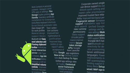 """جوجل تزيح الستار رسمياً عن """"أندرويد إم"""""""