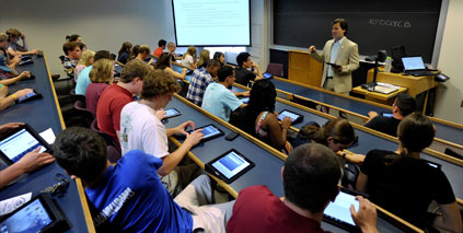 Study provides foundation for the future of digital higher education