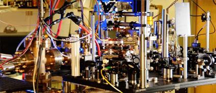 La nouvelle horloge atomique est garantie... 15 milliards d'années !