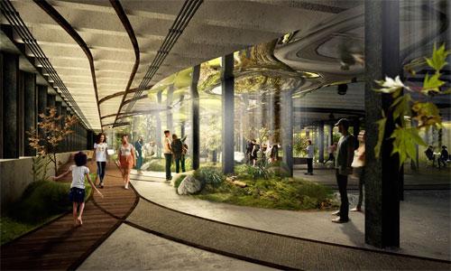 هل يمكن أن نعيش في منازل تحت الأرض في المستقبل؟