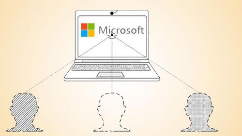 تقنية لعرض محتوى الشاشة للمستخدم فقط وغير مرئي للآخرين