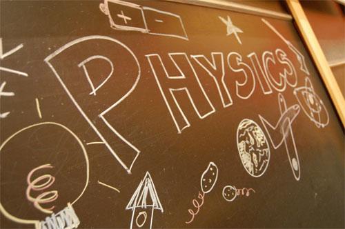 الفيزياء السرية