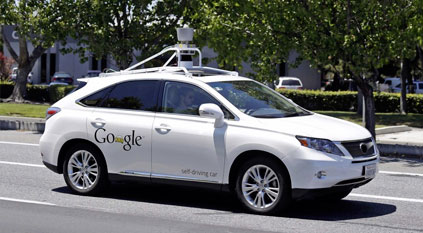 Self-Driving Cars Have Been Getting in Accidents. Is That a Problem?