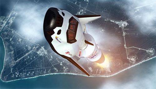 رحلات فخمة عبر الفضاء في السياحة المستقبلية